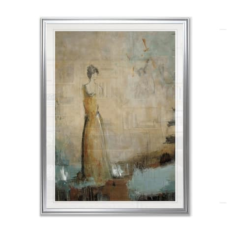 Porch & Den 'Romantic Suggestions I' Framed Giclee Print