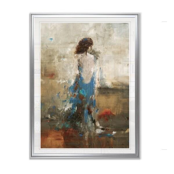Elegant Moment -Framed Giclee Print