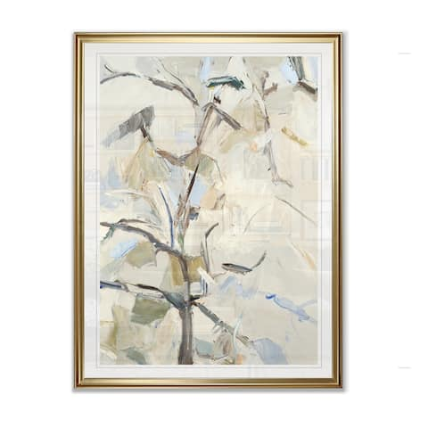 Porch & Den 'The Pear Tree' Framed Giclee Print
