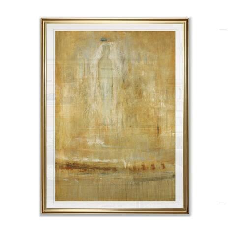 Porch & Den 'Turning Point II' Framed Giclee Print