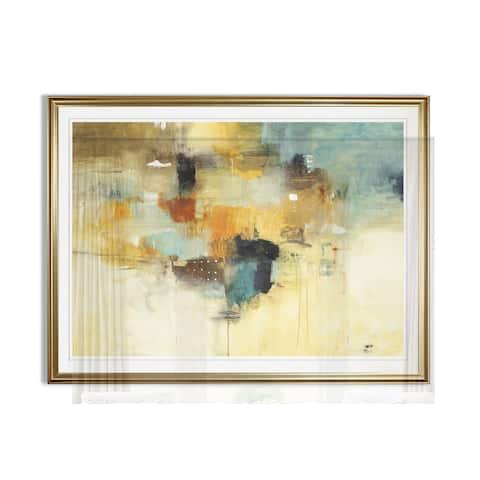 Get Aquainted II -Framed Giclee Print