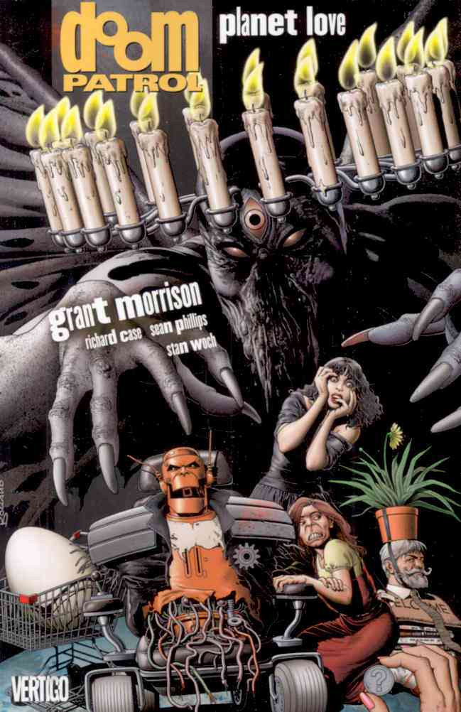 Doom Patrol 6: Planet Love (Paperback)