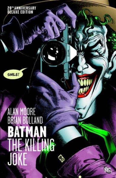 Batman Killing Joke (Hardcover)