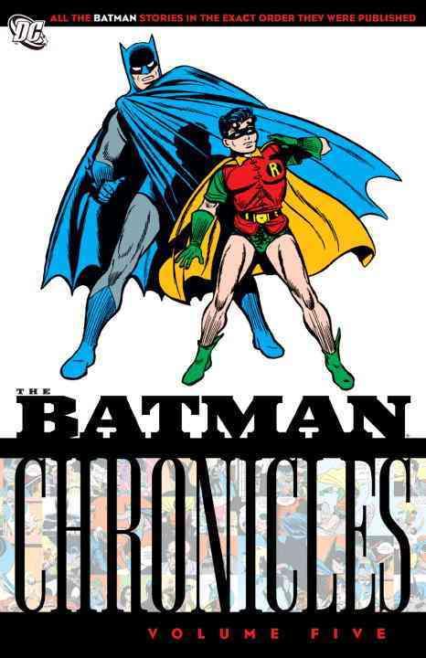 The Batman Chronicles 5 (Paperback)