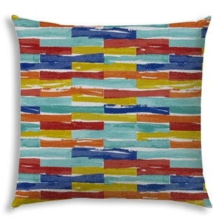 SUBLIME Red Jumbo Indoor/Outdoor - Zippered Pillow Cover