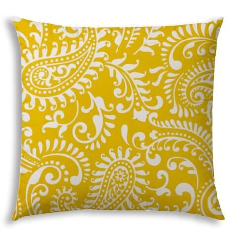 DREAMY Pineapple Jumbo Indoor/Outdoor - Zippered Pillow Cover