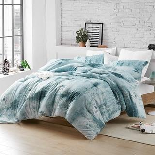 Brucht Designer Supersoft Oversized Comforter - Moonrise - Blue/Gray