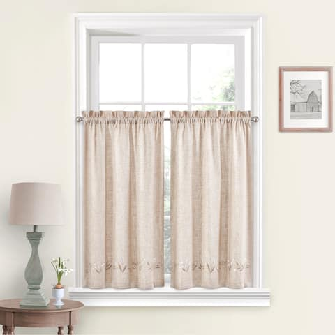 Vue Window Solutions Lily of the Valley Pair