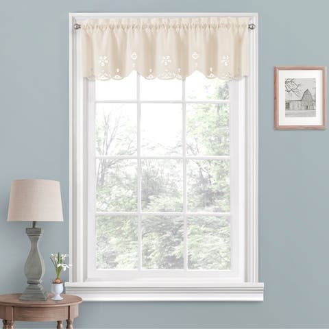 Vue Window Solutions Elaine Valance - 52 x 14