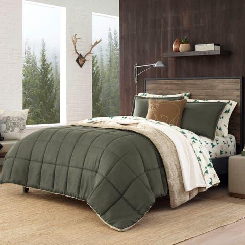 Eddie Bauer Sherwood Green Comforter Set