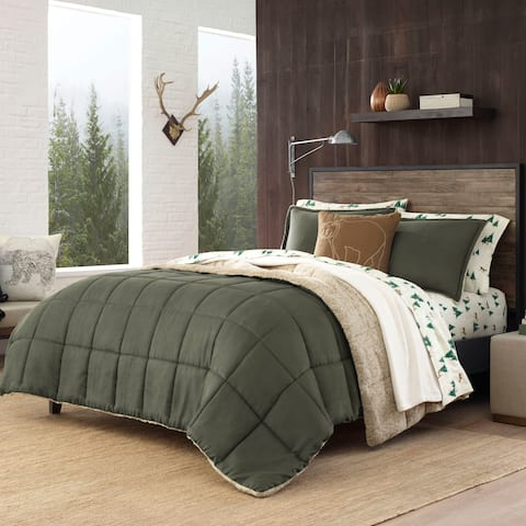 Eddie Bauer Sherwood Green Comforter Set