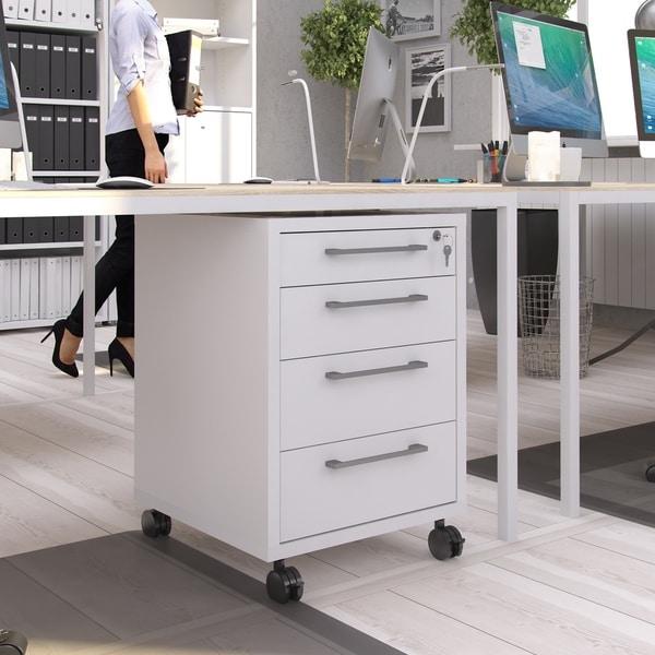 Porch & Den 4-drawer File Cabinet. Opens flyout.