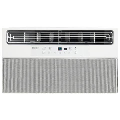 Danby 8000 BTU Window Air Conditioner with Silencer Technology - white