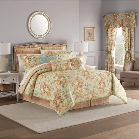 Waverly Spring Bling 4 Piece Comforter Set