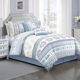 Marlo 7 piece comforter set