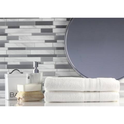 Freshee - 2-pack Bath Towel Set - Solid