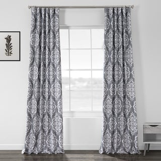 Porch & Den Killpack Medallion Printed Room Darkening Curtain