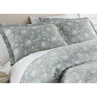 Link to Vilano Premium Ultra-Soft Infinite Blossom Printed Duvet Cover and Sham Set Similar Items in Duvet Covers & Sets