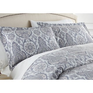 Link to Vilano Premium Ultra-Soft Boho Paisley Duvet Cover and Sham Set Similar Items in Duvet Covers & Sets