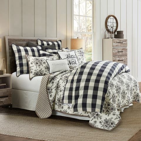 HiEnd Accents Camille Duvet, Super King