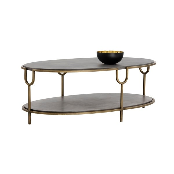 Sunpan MIXT 102156 Arya Coffee Table. Opens flyout.
