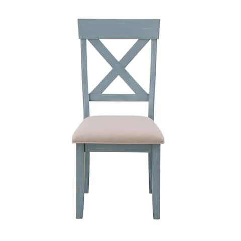 Set of 2 Bar Harbor Dining Chairs