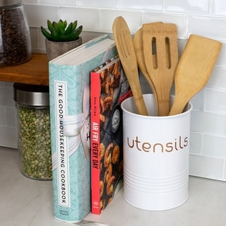 Link to Grove Cutlery Holder, White Similar Items in Kitchen Storage