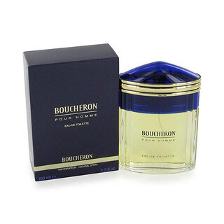 Boucheron Men's 1.7-ounce Eau de Toilette Spray