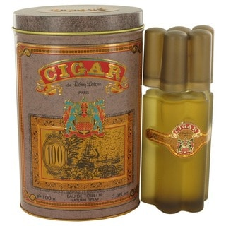 Remy Latour Cigar Men's 3.4-ounce Eau de Toilette Spray