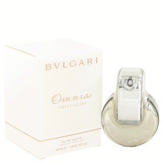 Omnia Crystalline by Bvlgari Women's 1.3-ounce Eau de Toilette Spray