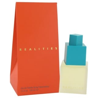 Realities Women's 3.4-ounce Eau De Toilette Spray