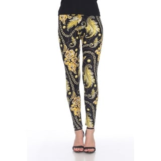 Link to White Mark Women's One Size Fits Most Printed Leggings Similar Items in Pants