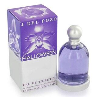 Halloween Women's 3.4-ounce Eau de Toilette Spray