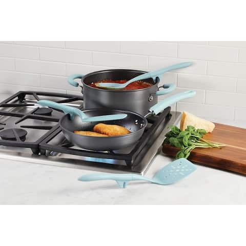 Rachael Ray Tools and Gadgets Lazy Spoon and Flexi Turner Set, 3-Piece