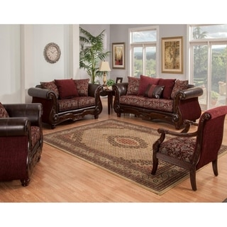 Maya 4 Piece Sofa Set By Arely's Furniture Inc.