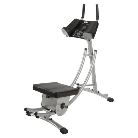 Abdominal Coaster Ab Trainer Fitness Equipment Exercise Home Gym