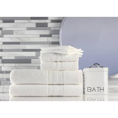 Freshee - 6 - Pk Bath Set - Solid