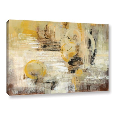 Artwall Soft Glow Gallery Wrapped Canvas