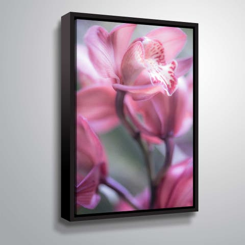 Artwall Orchestrated II Floater-Framed Canvas