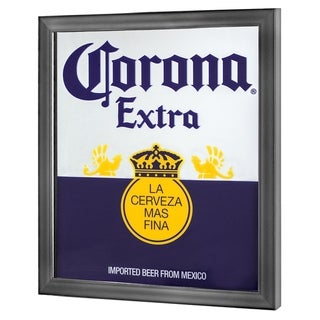Corona Extra Screen Printed Mirror