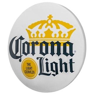 Corona Light Dome Shaped Metal Sign Wall Decor