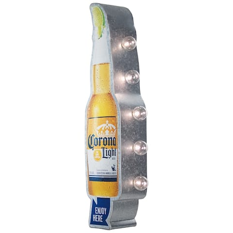 Officially Licensed Vintage Corona Light Sold Here LED Sign