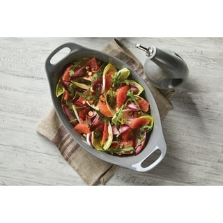 Link to Rachael Ray 1.5-Qt. Oval Baker Similar Items in Bakeware