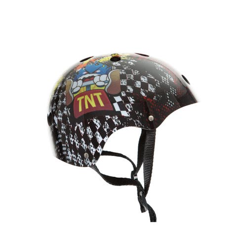Punisher TNT Skateboard Helmet, 11-Vents, Youth Size Medium