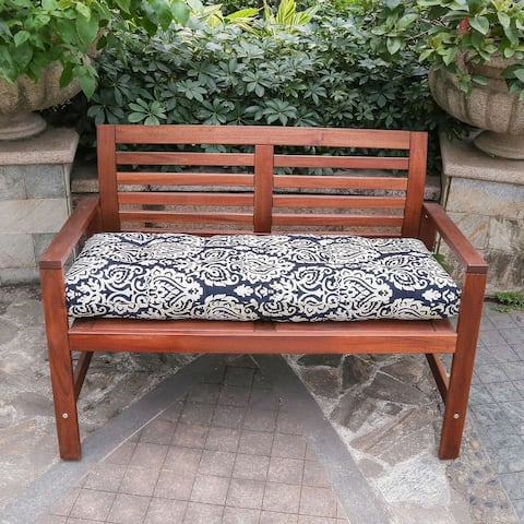 Strick & Bolton Carpeaux Outdoor Bench Cushion