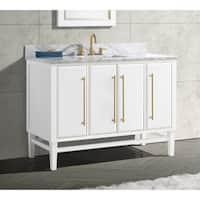 Buy Single 49 Inch Bathroom Vanities Vanity Cabinets Online At Overstock Our Best Bathroom Furniture Deals