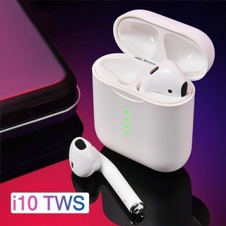 Link to True Wireless Bluetooth 5.0 Earbuds Touch Control Noise Cancelling Headphone Mini Earphones Headset with 400mah Charging Box Similar Items in Home Automation