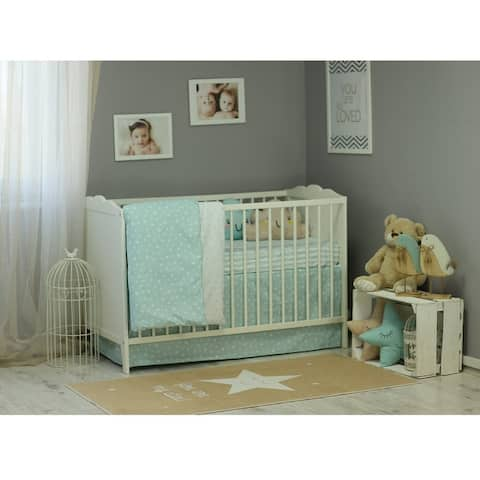 Green Baby Bedding Shop Online At Overstock