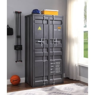ACME Cargo Wardrobe in Gunmetal