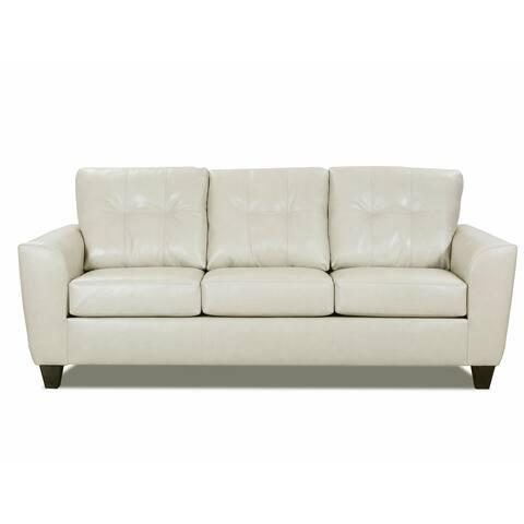 Hays Top Grain Leather Queen Sofa Sleeper